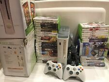 HUGE Xbox 360 Video Game Console Bundle Lot Collection! Halo, COD, GOW, 40+