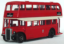 16015 EFE Leyland Titan PD2 Lowbridge Luton Double Decker Bus Coach 1:76 Diecast