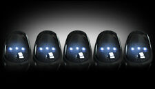 Dodge 03-15 Heavy-Duty 2500 & 3500 (5-Piece Set) Smoked Cab Roof Light Lens LEDs