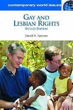 Gay and Lesbian Rights: A Reference Handbook (Contemporary World Issues)