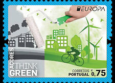 Portugal, Azores- Postfris/MNH - Europe, Think Green 2016
