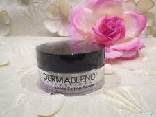 Dermablend-Loose Setting Face Powder-0.18 OZ. TRAVEL/SAMPLE SIZE! NEW/SEAL!!