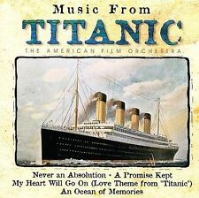 Music From Titanic! by American Film Orchestra (CD, Apr-1998, Intersound)