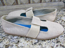 BLOWFISH SLIP ON LOAFER SHOES WOMENS 9 FABRIC SLIP ON LIGHTWEIGHT FREE SHIP