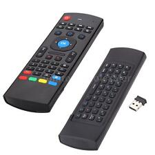 2.4G Wireless Remote Control Keyboard Air Mouse for MX-Q Smart TV BOX KODI XBMC