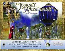 The Journey To Wild Divine The Passage PC or MAC Biofeedback Meditation System