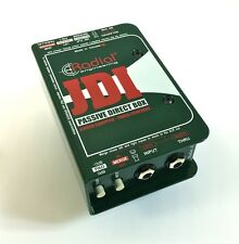 "Radial JDI - Passive Direct Box ""THE BEST""  -  FREE, FAST SHIPPING -BEST SELLER!"