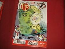 FF #4 Fantastic Four Mike Allred  Marvel NOW Comics 2013  NM