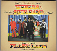 The Wheeze And Suck Band - Flash Lads - CD (Fire & Thorn 005 2007 Digipack)