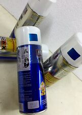 Metallic Neon Blue Color  AEROSOL SPRAY PAINTS Instant Touch Up, No Bursh 400ml