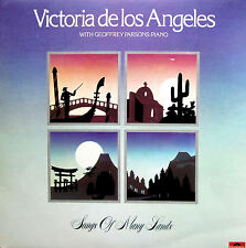 Victoria De Los Angeles Songs Of Many Lands 1976 EXCELLENT (Polydor 2383389)