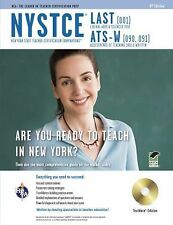 NYSTCE LASTATS-W wCD-ROM 4th Ed. (NYSTCE Teacher Certification Test Prep)