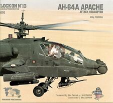 Verlinden Book Lock On No.13 AH-64A Apache Attack Helicopter [Paperback] 670