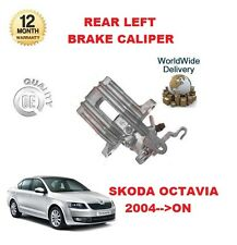 SKODA OCTAVIA 2004 ON 1.2 1.4 1.6 2.0 FSI TSI TDI NEW REAR LH TRW BRAKE CALIPER