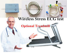 CONTEC 8000S Wireless-Belastungs-EKG-Analyse-System, Stress Belastungs-EKG