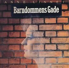 Anne Linnet – Barndommens Gade - CD Album