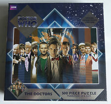 DR WHO SPECIAL 25TH ANNIVERSARY ELEVEN DOCTORS JIGSAW PUZZLE