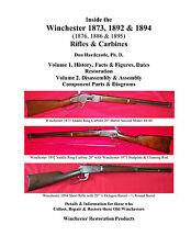 Book: Inside the Winchester 1873, 1892 & 1894 (1876, 1886, 1895) 73, 92, 94