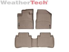 WeatherTech® DigitalFit FloorLiner for Nissan Murano - 2009-2014 - Tan