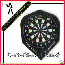 "6 Flights Harrows Marathon Standard ""Dartboard"""