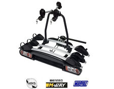 M-Way Nighthawk Plus - 3 Bike Towball Carrier - BC3023