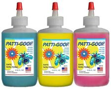 PATTI-GOOP 3-PACK TQYLRV THINGMAKER CREEPY PLASTIGOOP CRAWLERS  BUGMAKER MATTEL