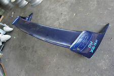 JDM Toyota Levin AE111 TRD wing spoiler OEM rear