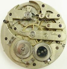 Arnold Billon Pocket Watch Movement - High Grade Swiss - Spare Parts / Repair!