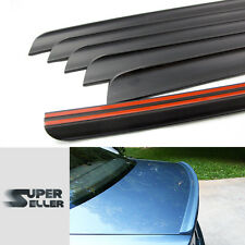 BMW E39 SEDAN REAR BOOT WING TRUNK LIP SPOILER 03 02 5-SERIES 520i 528i 540i M5