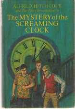 Alfred Hitchcock/Three Investigators #9 - Mystery Screaming Clock - 1st Edition