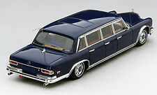 "TSM 1/43 1969 Mercedes 600 Limo Pullman Blue  sold to ""Elvis Presley""  TSM144339"