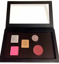 Magnetic Customizable Empty Makeup Palette -Eyeshadow Blush Case - Large Size!