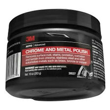 3M 39527 Chrome & Metal Polish 10 oz. Auto Detail, Motorcycle, Boat, Stainless
