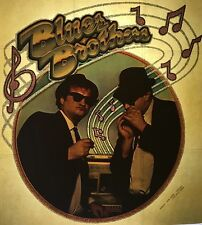 Blues Brothers - Vintage Iron On T-shirt Heat Transfer 70s Belushi SNL1978