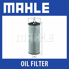 Mahle Oil Filter OX164D - Fits Audi, A4,A6,A8, VW - Genuine Part