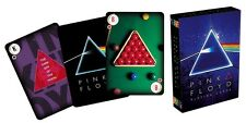 Pink Floyd Dark Side Of The Moon set of 52 playing cards + jokers (nm)