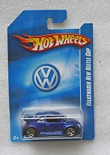 HOT WHEELS 2008 HOT WHEELS VOLKSWAGEN NEW BEETLE CUP LIMITED EDITION FREE SHIP