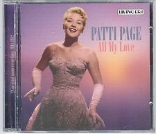 Patti Page - All My Love - 2003 CD