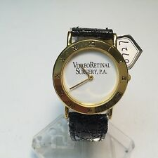 Vintage Vitreo Retinal Surgery Men Marketing Quartz Watch Hours~New Battery
