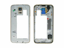 Genuine Samsung G900, G901 Galaxy S5 Gold Chassis with Speaker's & Lens - GH96-0