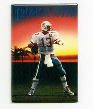 DAN MARINO - COSTACOS BROTHERS MINI POSTER FRIDGE MAGNET (dolphins jersey miami)