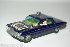 CORGI TOYS 497 OLDSMOBILE SUPER 88 MAN FROM UNCLE TRUSHBUSTER EXC. CONDITION