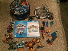 Big Lot of 13 SKYLANDERS SWAP FORCE & TRAP TEAM Nintendo Wii U Game *Fast Ship*