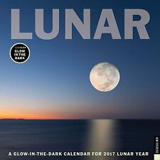 Lunar (glow in the dark) calendrier 2017