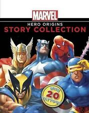 Marvel 4 Books one Slipcase Story collection Hero Origins Spiderman Xman Thor !