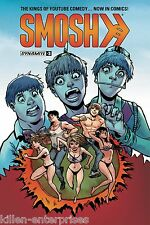 Smosh #3 (Of 6) Cover A Comic Book 2016 - Dynamite