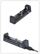 XTAR MC1 10440 14500 16340 18350 18650 26650 USB Litio Cargador De Batería GG