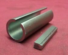 """Briggs 3/4"""" to 1"""" inch w/Step Key Gas Engine pulley Crank Shaft Sleeve adapter"""