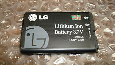 LG Dare VX9700 1100mAh Li-ON NEW OEM Battery LGIP-530B