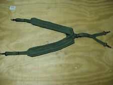 GENUINE US MILITARY SURPLUS LC2 LOAD BEARING Y TYPE SUSPENDERS